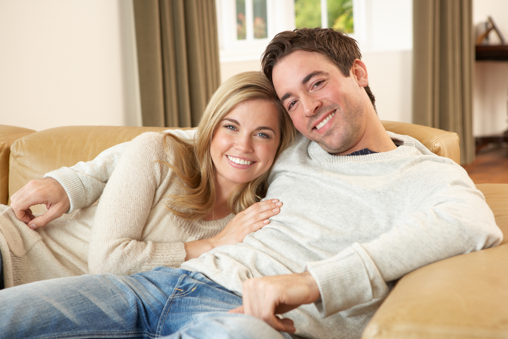 Фото с женой